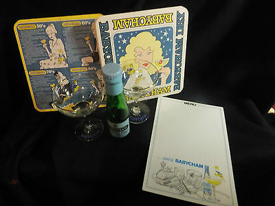 Babycham Collectables.