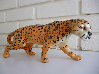 Leopard Beswick Large Ornament