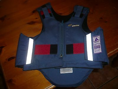 Childs Loveson body and shoulder protector - small