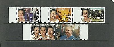 KENYA - 1992 - 40th ANNIVERSARY  - SERIE COMPLETE SET - NEUFS / MINT (**)