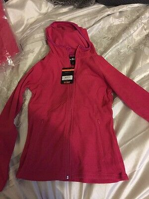 Genuine Peter Storm Pink Full Zip 2 Zip Pockets Bnwtpriced £30 4 Available