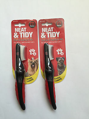 Mikki Dog Coat Stripping Knife - Coarse and Fine Sizes Available
