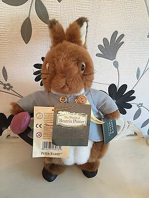 The World Of Beatrix Potter The Signature Collection Peter Rabbit Plush