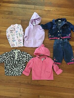 Infant Girls 3-6 mos. Clothies lot Old Navy, Baby Gap