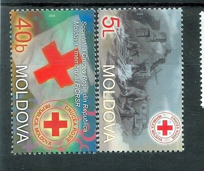 Croce Rossa Moldava - National Red Cross Moldova 2003