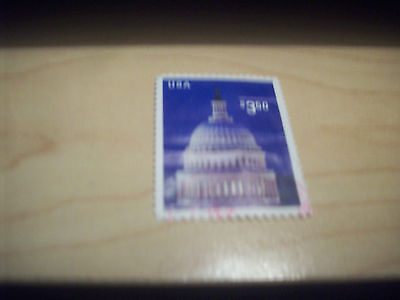 US Scott stamp # 3472, Capitol Dome used