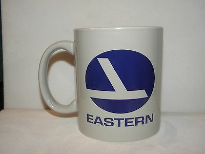 Eastern Airlines Coffee Cup Mug Airplane Pilot Mechanic F/a Great Christmas Gift