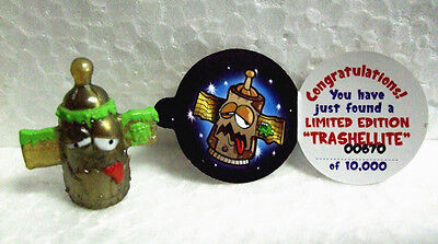 """Trash Pack Series 2 Limited Edition """"trashellite"""" #670 Of 10,000"""