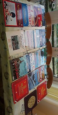 25 Military & Marching bands lps.  3 boxsets lps