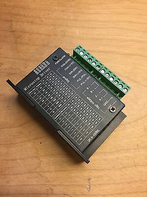 Single Axis 4A TB6600 Stepper Motor Driver Controller 9~42V Micro-Step CNC