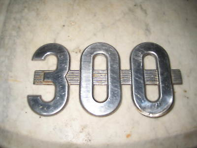 IH International Harvester 300 Tractor Emblem