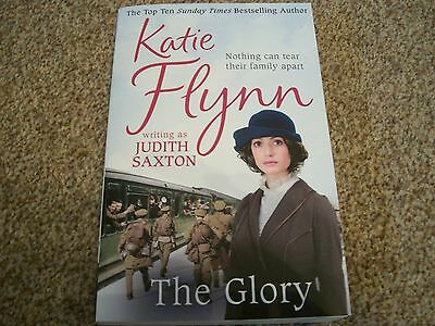 Katie Flynn The Glory paperback book 2016 Arrow Books