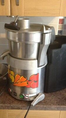 Santos High Output Commercial Centrifugal Juicer For Juice Bars & Coffee Shops