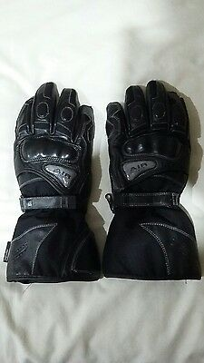 Thermal Waterproof Motorbike Motorcycle Gloves with Knuckle Protection
