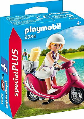 Playmobil - Special Plus - 9084 - Strand-Girl mit Roller - NEU OVP