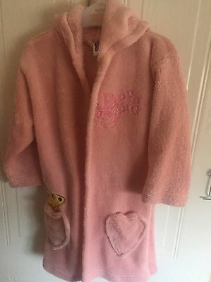 peppa pig dressing gown 1.5-2 Years