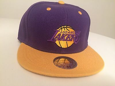 Los Angeles Lakers Basketball Cap