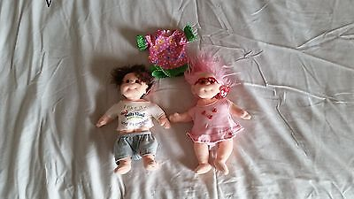 TY BEANIE KIDS set of 2 with tags Retired