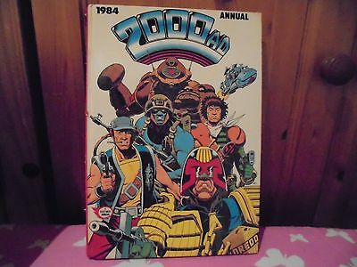 2000 AD Annual year 1984