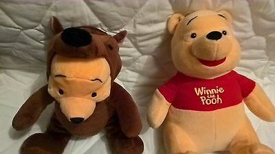 Two Winnie The Pooh Teds
