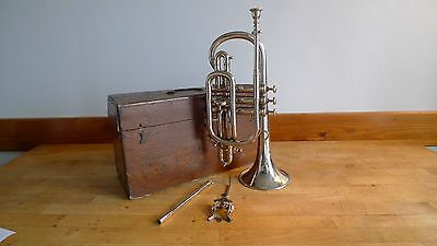 Vintage french Cornet Couesnon in good shape, beginning of the XX th century