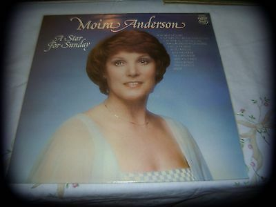 MOIRA ANDERSON A Star For Sunday UK LP 1979
