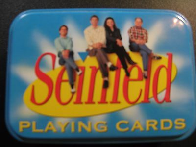 New Seinfeld Playing Cards