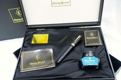"Conway Stewart ""medical Sciences"" Ltd Edition 015/050 Fountain Pen  Mint & Boxed"