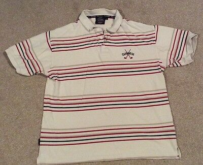 Official Guinness Golf T Shirt - Size L - Great Condition - FREE Postage