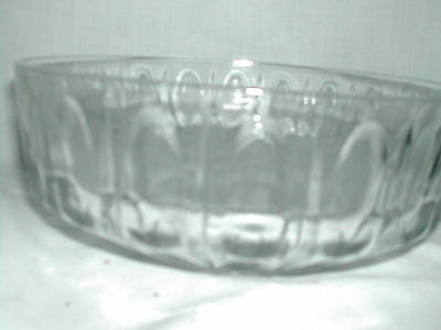 Large glass bowl - trifle anyone?
