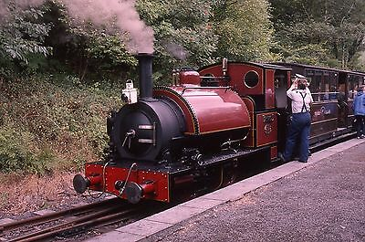 (406) Narrow Gauge - Sir Haydn - Talyllyn Railway - 35mm Colour Slide