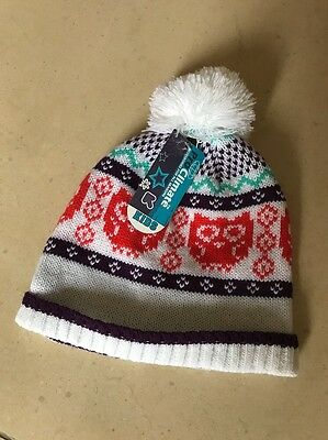 Pro climate Kids Girls Hat One Size
