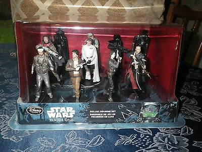 Star Wars Rogue One Deluxe Figurine Set