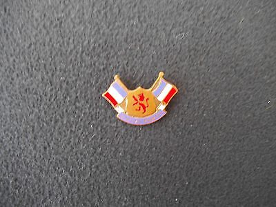Glasgow Rangers Lapel Badge Pin France French Tricolour