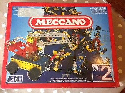 meccano With electric motor
