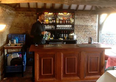Mobile Bar Business Opportunity
