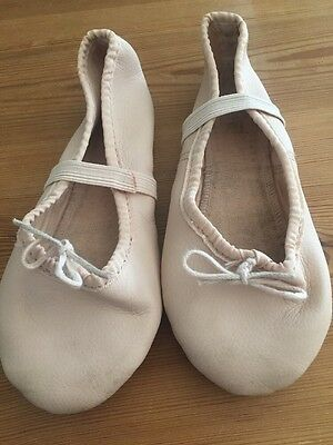 Size 11 Little Girl Ballet Shoes