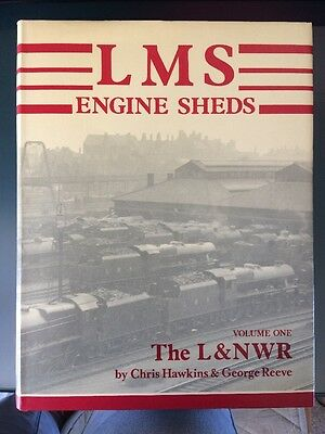 LMS Engine Sheds: Vol 1. Wild Swan. Very Good Condition. Railway Book.