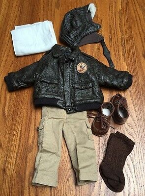American Girl Molly's Aviator Outfit by Pleasant Co.