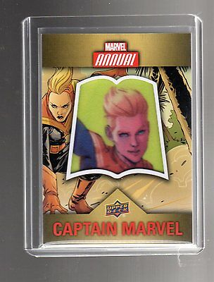 2016 Upper Deck  Marvel Annual  Character CP-14 Patch card