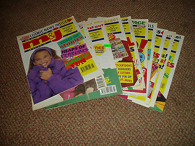 10 Mandy And Judy Comics 1994 The Truth About Valda