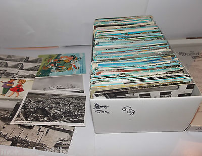Job Lot of Over 600 Postcards of Germany