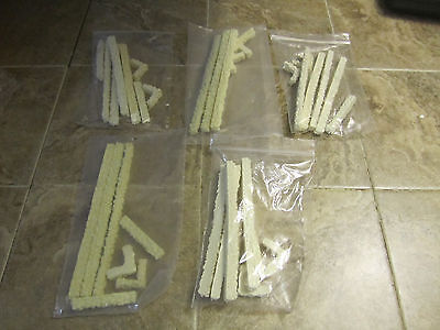 Rustic Stone Wall – HO Scale ( 5 Bags) NEW
