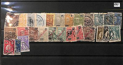v287-Portugal Colonies- Mint & Used