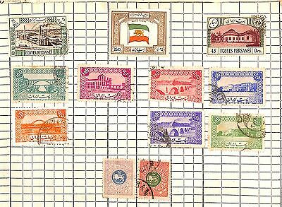 v207-Middle-East Collection Used