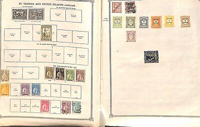 V190-Portugal Colonies- Mint & Used