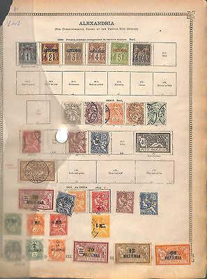 v148-French Colonies Collection-Mint & Used