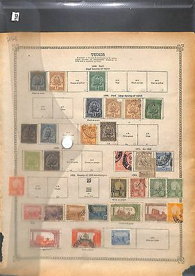 v143-Tunisia Collection Used
