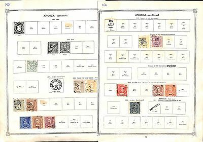 v119-Portugal Colonies- Mint & Used