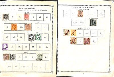 v110-Portugal Colonies- Mint & Used